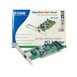 Placa de retea PCI Gigabit D-Link DGE-528T, 10/100/1000Mbps, 32biti, Low Profile, bracket inclus