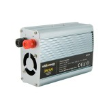 Invertor de tensiune auto DC/AC de la 24V DC la 230V AC putere 350W, WHITENERGY