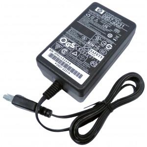 Alimentator imprimanta HP cu 2 tensiuni: +32V=375mA si +16V=500mA, mufa 3 pini de culoare gri model: 0957-2231