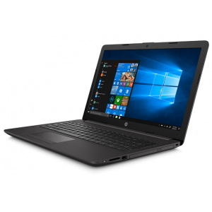 """Laptop HP 250 G7, Core I7-1065G7 Quad Core up to 3.9GHz, 8MB, 15.6"""" FHD,  RAM 8GB DDR4, SSD 512GB PCIe NVMe, UHD Graphics, no ODD, Card reader, Boxe stereo, Webcam, LAN 10/100/1000, Wifi, BT5.0, taste numerice, Dark Ash Silver, DOS, 202V2EA"""