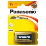 Baterie Panasonic Alkaline Power 9v