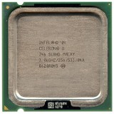 Procesor Intel Celeron D 346  (256K Cache, 3.06 GHz, 533 MHz FSB)