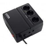 Stabilizator de tensiune AVR  MUSTEK POWERMATE 1260,   1200VA/600W, cod: 98-AVR-V0112