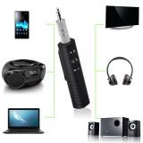 Receptor Bluetooth 4.1 cu jack 3.5mm AUX Audio muzical,  Adaptor Handsfree fără fir pentru autoturism
