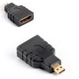 Adaptor micro HDMI (tata) la HDMI (mama)