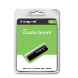 FLASH DRIVE USB 8GB INTEGRAL