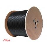 Cablu UTP Cat6e cupru rola 305m cu sufa, 0.5mm, Alien