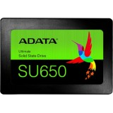 SSD 240GB 2.5″ SATA3 ADATA Ultimate SU650 3D TLC NAND R/W up to 520/450MB/s