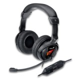 Casti cu microfon Gaming headset Genius Game HS-G500V, USB, With Vibration Funct