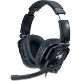 Casti audio GAMING Genius Headset HS-G550 (cu microfon), control individual volum, mcrofon mute, cablu 2.5m, jack aurit