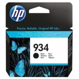 Cartus HP 934,  Original, Black, 400 pagini