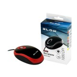 Mouse optic Blow MP-20 USB roșu