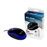 Mouse optic Blow MP-20 USB albastru