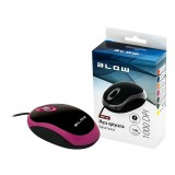 Mouse optic Blow MP-20 USB roz
