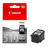 Cartus CANON PG 510, Original, negru [PG510, PG-510] pentru Canon PIXMA MP240 MP250 MP252 MP260 MP270 MP272 MP280 MP282 MP330 MP480 MP490 MP492 MP495 MP499 iP2700 iP2702 MX320 MX330 MX340 MX350 MX410 MX420