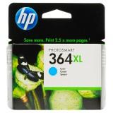 Cartus HP 364XL, Original, Cyan, 750 pagini