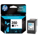 Cartus HP 350 Original, Black, 4.5 ml