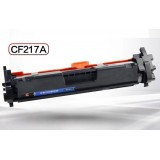 Cartus toner HP CF217A compatibil HP LaserJet M102, M130A, 130Nnw, 130fw, 132snw, 132fp, 132fw, M104, Negru 1600 pagini, fara chip