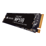 SSD 240GB M.2 PCIe Gen3 x4 NVMe, 3100/1050 MB/s - CORSAIR Force MP510 - CSSD-F240GBMP510