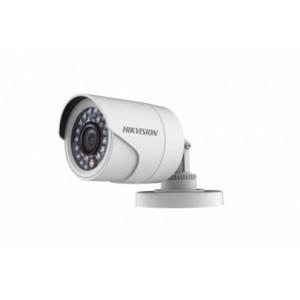 Camera de supraveghere exterior Bullet Turbo HD 1080P Hikvision DS-2CE16D0T-IRPF , rezolutie 2MP, 24 LED IR 20m , IP66, lentila 2.8mm, Suporta semnal video TVI/AHD/CVI/CVBS