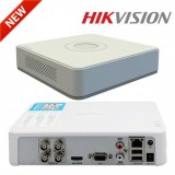 DVR Turbo HD 4 canale Hikvision DS-7104HQHI-K1(S); 4MP; inregistrare 4 canale audio si video