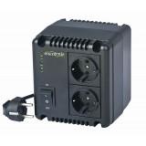 """Stabilizator de tensiune AVR 500VA, 2 x Schuko socket, GEMBIRD """"EG-AVR-0501"""""""