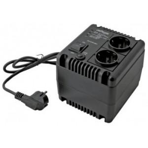 """Stabilizator de tensiune AVR 1000VA, 2 x Schuko socket, GEMBIRD """"EG-AVR-1001"""""""