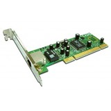 Placa retea PCI 32-bit Gigabit LAN Card, RJ45, 10/100/1000MBps, additional low profile bracket included