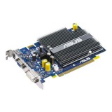 PLACA VIDEO ASUS NVIDIA GT7300 512MB ddr2 128bit, PCI-EXPRESS, VGA + DVI + S-VIDEO, PASIVA