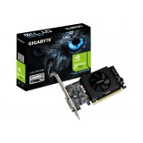Placa video GIGABYTE GF GT 710 - 1 GB GDDR5 - PCIe 2.0 x8 low profile - DVI, HDMI, GV-N710D5-1GL
