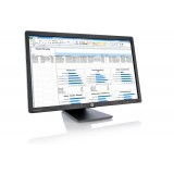 "Monitor LED 23"" HP EliteDisplay E231 Full HD (1080p) 1920x1080, USB 2.0 hub, DVI-D, DisplayPort, VGA, grad LUX"