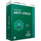 Licenta antivirus retail Kaspersky Anti-Virus , Nou, 1 AN  - licenta valabila pentru 1 calculator