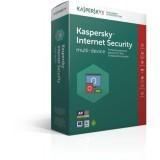 Antivirus nou Kaspersky Internet Security - 1 an, 3 PC, Licenta retail, PC, Mac si dispozitive mobile, protectia identitatii, securizare tranzactii bancare, control parental (PC, Mac)