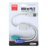 CABLU USB - PS2 INTEX