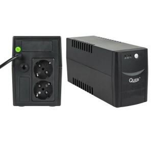 UPS 800VA / 480W SURSA NEINTRERUPTIBILA TENSIUNE  QUER MICROPOWER 800 (KOM0552)