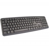 Tastatura Take Me Knock neagra, USB, format US