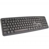 Tastatura Take Me Knock neagra, USB, format US