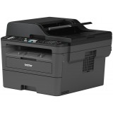 Brother MFC-L2712DN Multifunctional laser mono A4 cu fax, ADF, duplex, retea, cartuse toner TN2411 1200pag, TN2421 3000pag, drum unit DR2401 9000pag