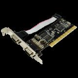 Placa controler PCI - LOGILINK - 2x Port Serial