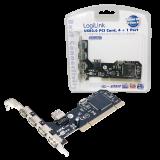 Placa controler PCI - LOGILINK 4x USB 2.0 NEC