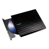 DVD-WRITER extern Asus SDRW-08D2S-U, USB, criptare, negru, retail