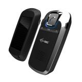 Set Bluetooth Handsfree CarKit cu MULTIPOINT si incarcator solar, i-tec SOLAR, BTHF-SOLAR