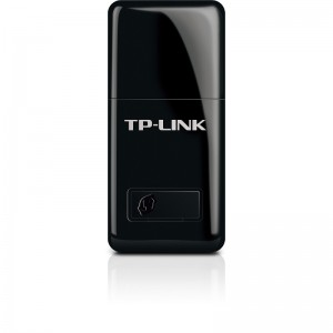 Mini Adaptor wireless 300MBps, TP-Link TL-WN823N