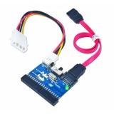 Adaptor Bi-directional SATA la IDE, IDE la SATA, convertor, GEMBIRD SATA-IDE-2