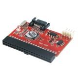 "Adaptor unidirectional pentru montare HARD SATA 3.5"" in placa baza cu porturi PATA IDE ATA, 4World 04612"