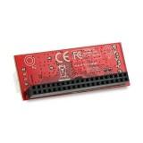 Adaptor unidirectional montare HARD 3.5'' IDE PATA pe placa de baza cu SATA , 4World 06536