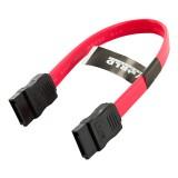 Cablu HDD   SATA 2   SATA Serial ATA   203,2mm   rosu, 4World 08535