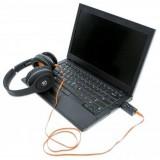 Placa sunet USB 2.0 Hi-Speed virtual 3D 7.1 cu volume control [151429]