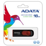 Stick Flash USB Adata Classic C008 16GB, retractabil