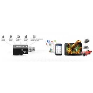 Card memorie Adata micro SDHC UHS-I 32GB + adaptor SDHC [AUSDH32GUICL10-RA1]